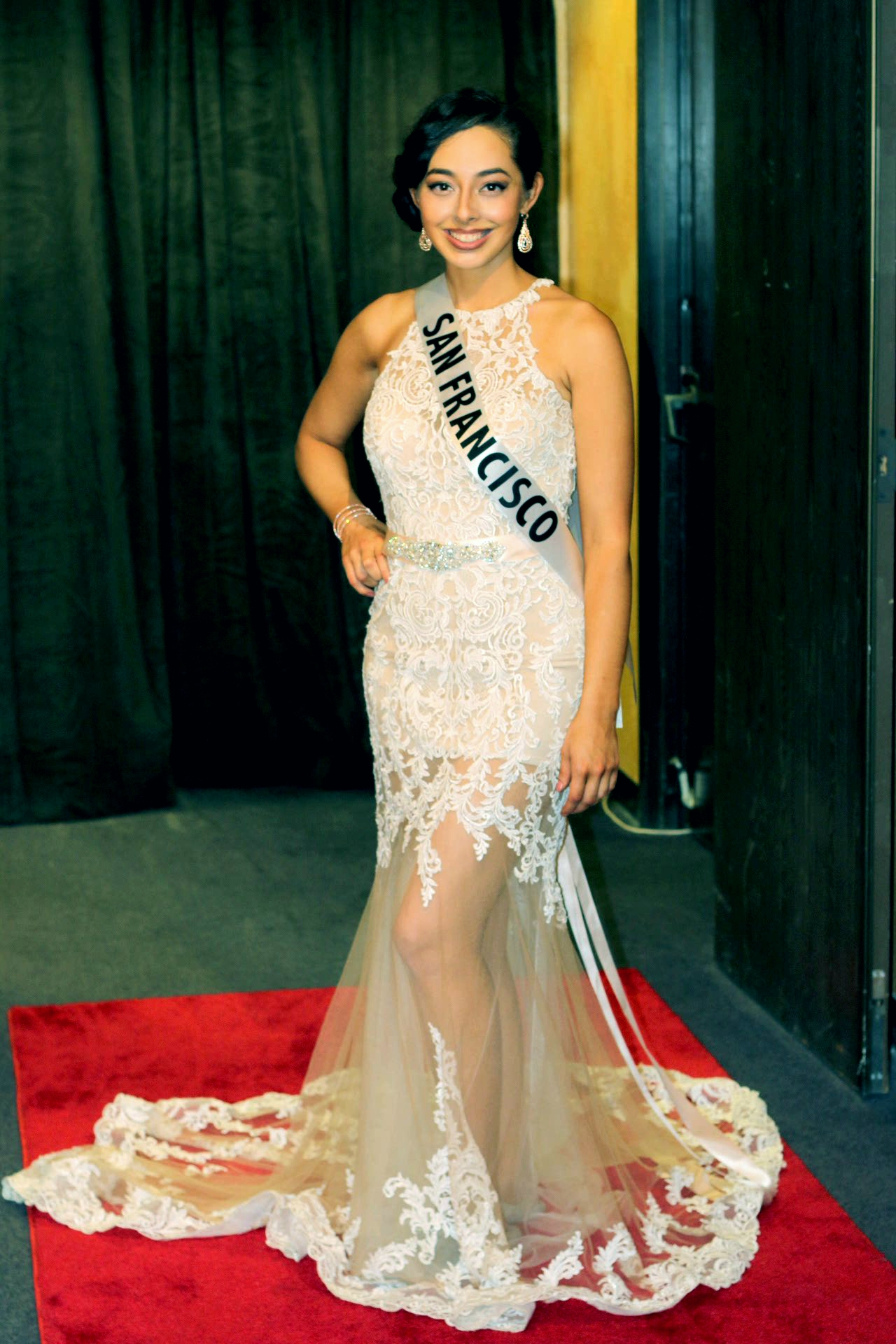 Miss Greater Bay Area USA