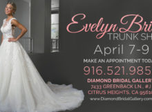 Evelyn bridal wedding dress