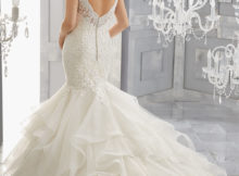 Beautiful wedding dress sacramento